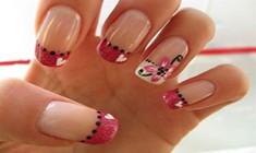 18 Amazing Flower Nail Designs