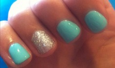 18 Simple And Beautiful Nail Designs
