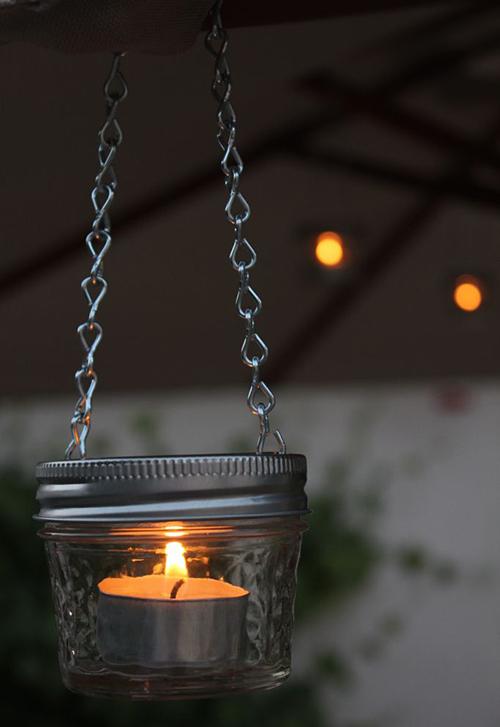 11d DIY mason jar candle lantern 0e6f1a6f44905ee1ceb1e2f4eab88d8a