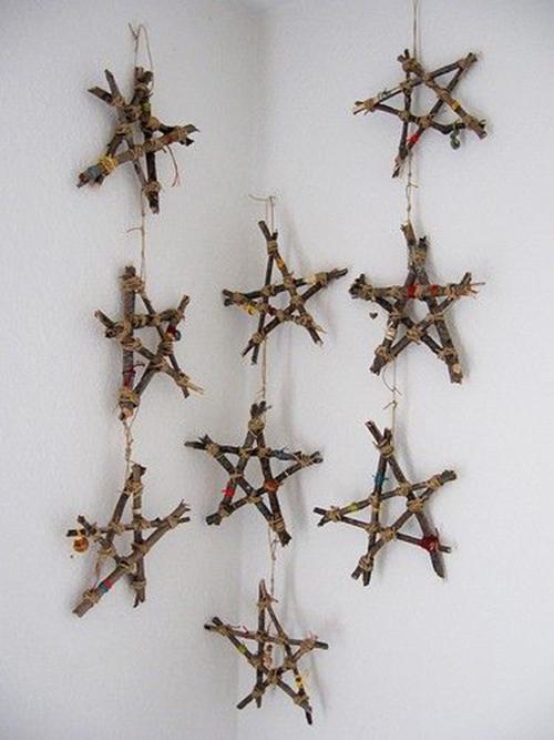 21d Star decorations 92943afae52d41f8f7bd90d27c77f310