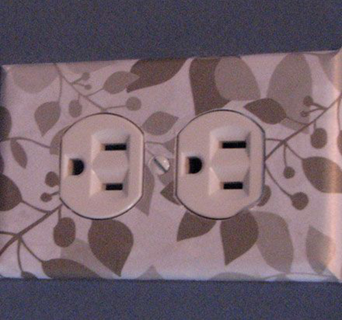 21d Wallpaper Covered Sockets 4553c3ed735546091b23f470cf2e3e78