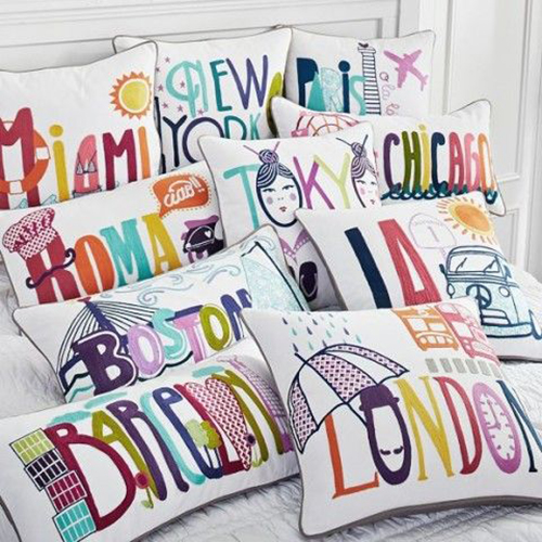 7dmake pillows with a tourist t-shirt for all the places we visitf878869f8a28cba686b35ade569ae368